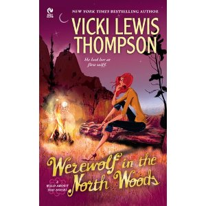"""Werewolf in the North Woods"" by Vicki Lewis Thompson"