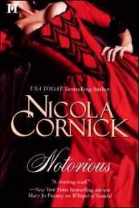 Notorious by Nicola Cornick