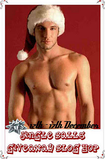 Christmas Hunk Jingle Balls